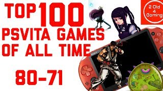 Top 100 Ps Vita Games Of All Time Part 3: 80 71