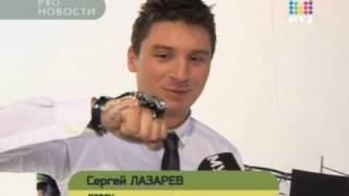 "Sergey Lazarev. Съемки клипа ""Alarm"""