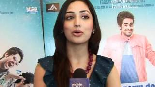Yami Gautam Raves About The Cast And Crew Of Vicky Donor