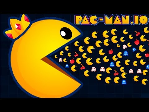 PACMAN.IO BIGGEST PACMAN EVER || PACMAN.IO FUNNY MOMENTS!! Re-Edited