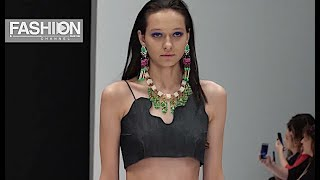 LONGSHAW WARD Belarus Fashion Week Spring Summer 2018 - Fashion Channel