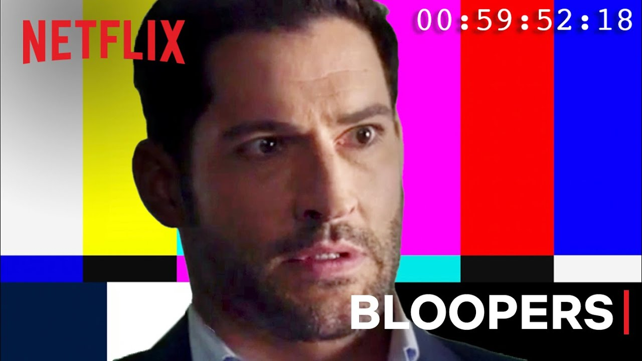 Download The Best Bloopers from Lucifer | Netflix