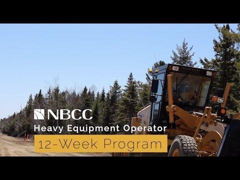 Heavy Equipment Operator At NBCC