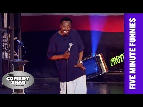 Eddie Griffin⎢The Best Dick On Earth!⎢Shaq's Five Minute Funnies⎢Comedy Shaq