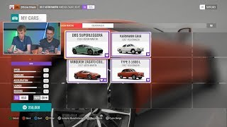 Forza Horizon 4 - GrandMaster is soon to be possible in Solo Ranked Adventure!