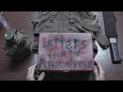 Letters from the Apocalypse - Part 1 [ ASMR Viewer-driven fan-fiction ]