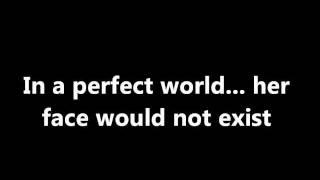 Billy Talent ~ Perfect World (Lyrics)