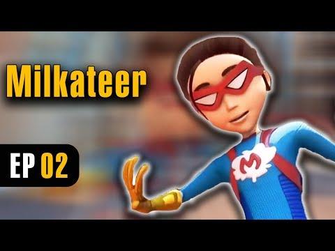 Milkateer&39;s Episode 2 - Cartoon Central