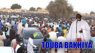 Touba en deuil: l'entrrement de S Atou diagne bakhiyah   Serigne bathie Sambe et Serigne kosso seye