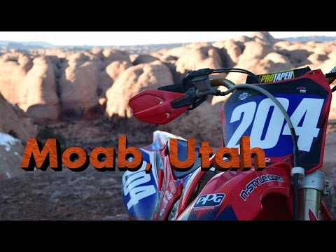 Moab Utah Dirt Biking - Most Scenic, and Fun Trails!