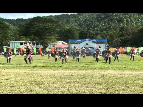 Romblon ati-atihan festival 2011(pasuroy tribe)