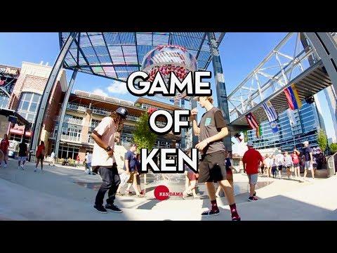 Game of KEN! - Dylan Westmoreland vs Kenyatta Williams