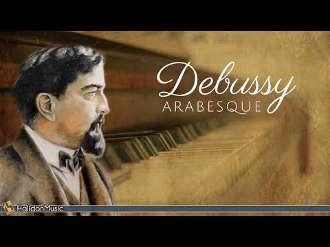 Debussy  Arabesque No 1  Classical Piano Music