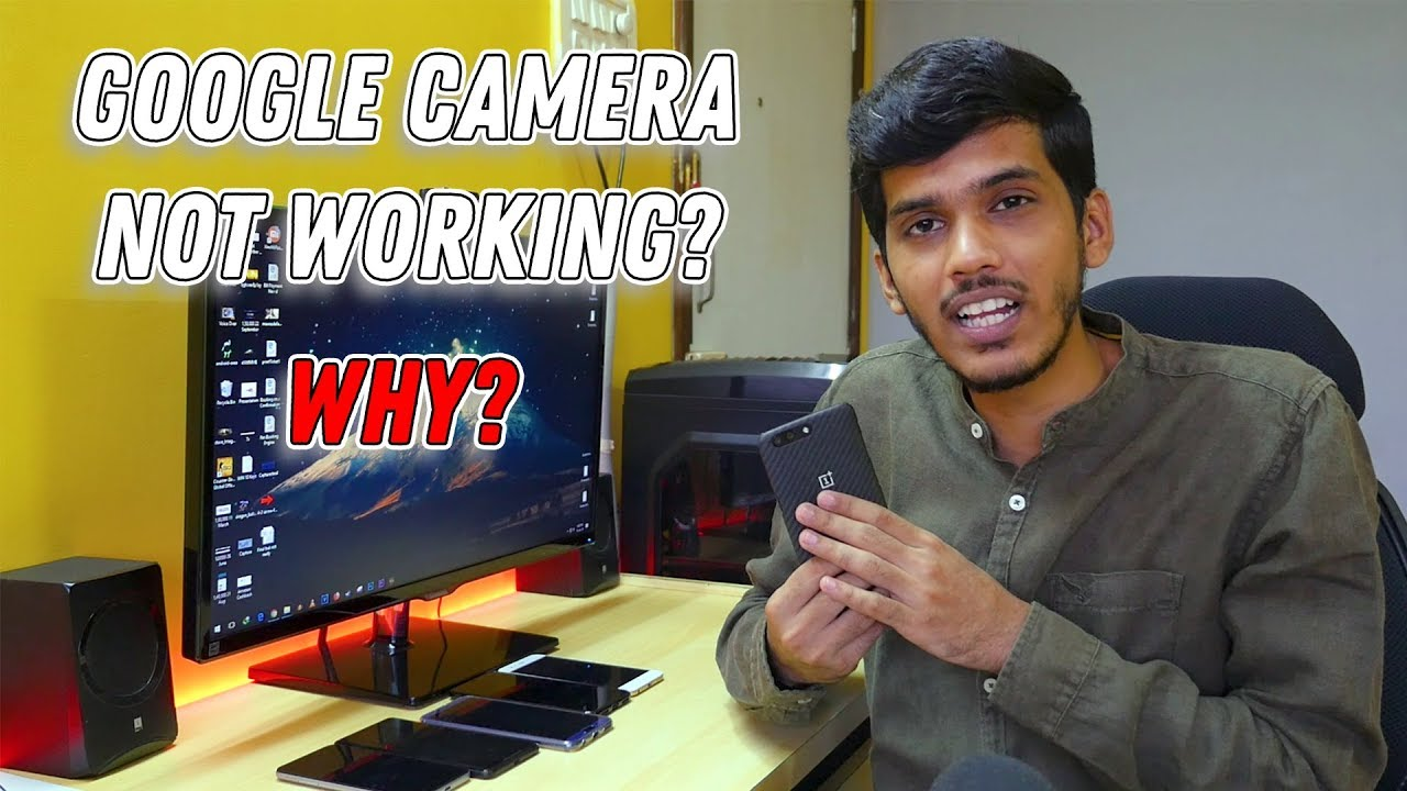 Why Google Camera does not work on your device?  #Smartphone #Android