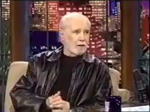 George Carlin Tonight Show Interview