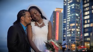 The Wedding of Edwin and Denise North Trinidad By Rankin Production