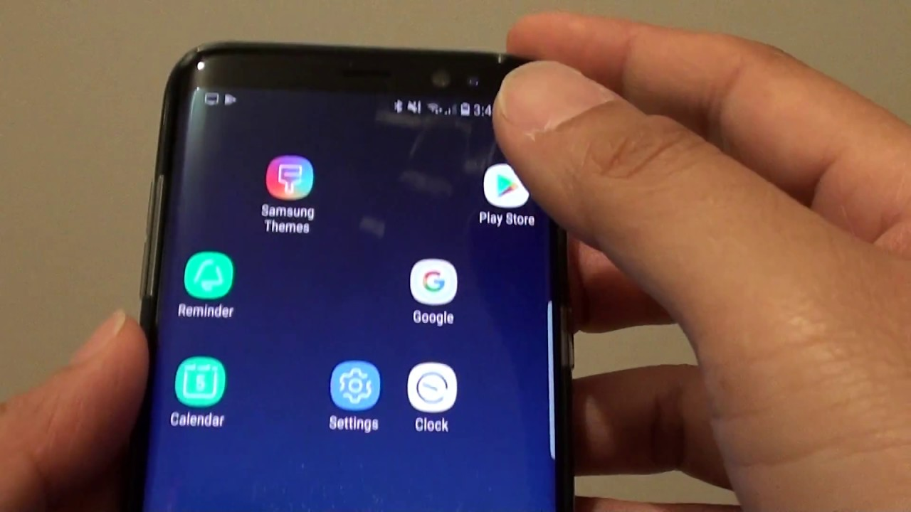 Samsung Galaxy S8: How to Restore a Secure Folder From Previous Backup