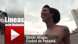 Skate Panamá - Líneas por Julio Delgado | Skate Rojo