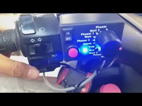 Review Suara Modul Sirine 12 Suara Dimotor Nmax | Motovlog Indonesia #13