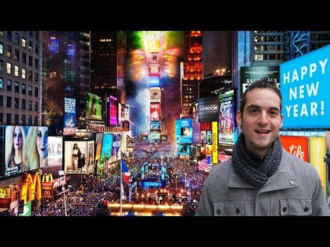 New Year's Eve In NYC- 5 Free Things To Do ! (Times Square & More)
