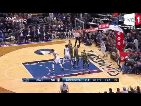 Utah Jazz vs Minnesota Timberwolves - Full Game Highlights ► January 7, 2017 ► 2016-17 NBA Season