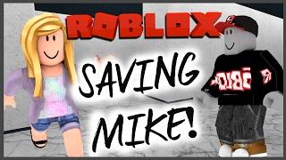 ROBLOX | MURDER MYSTERY 2 | SAVING MIKE! | KiraBerry | TwistedPandora | Zachary