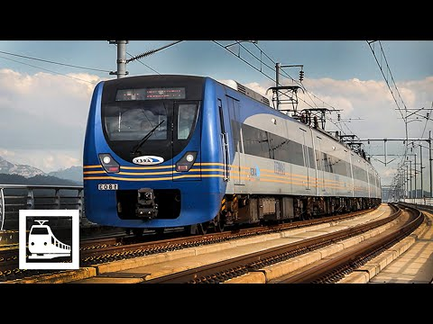 [4K] Riding On Korail AREX Incheon Airport Express Train From Seoul Station To Incheon Airport