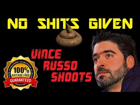 Vince Russo Shoot Interview