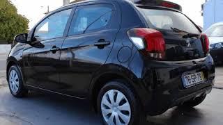 Peugeot 108 1.0 Vti Active para Venda em Águas  e  Filhos . (Ref: 487595)