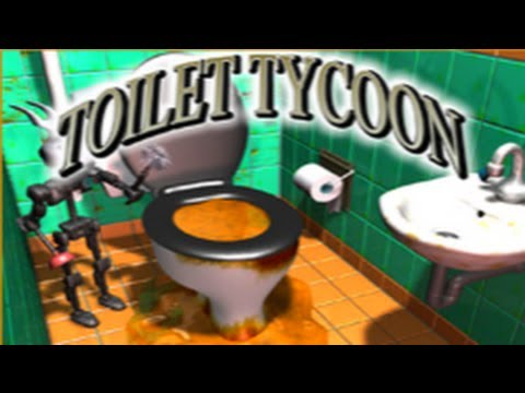 Awful PC Games: Toilet Tycoon Review