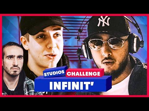 Youtube: Infinit' à l'ancienne sur de la G-Funk – Kezah Challenge #3