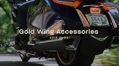Goldstrike Products for 2018-newer Gold Wing