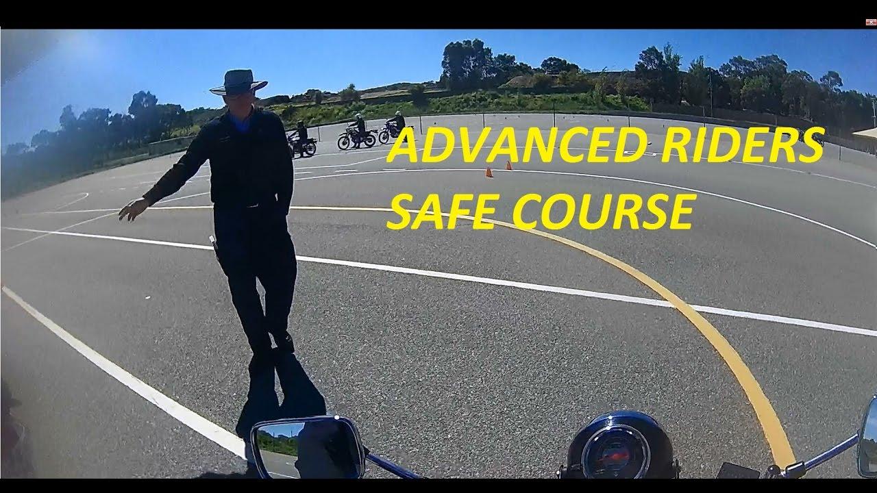 Ordinary Rider Safe #2: Advanced Rider Safe Course - What To Expect - Walkthrough