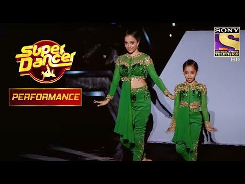 """Jayshree और Anuradha के """"Dil Cheez Kya Hai"""" ने लाए Rekha के आँखों मे आँसू   Super Dancer C"""
