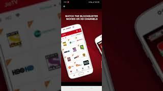 #jiotv jio TV is bast App try again screenshot 3
