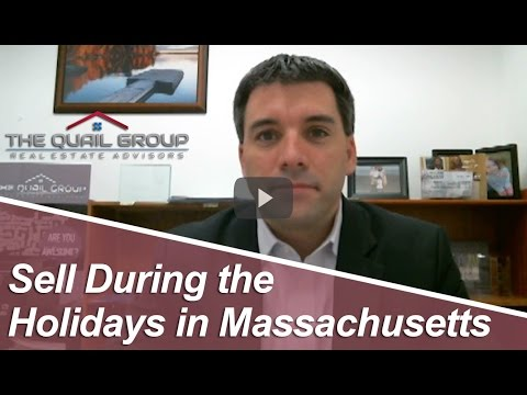 North Shore Real Estate Agent: Sell during the holidays in Massachusetts