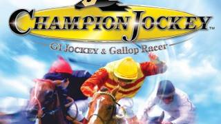 CGRundertow CHAMPION JOCKEY: G1 JOCKEY AND GALLOP RACER for PlayStation 3 Video Game Review