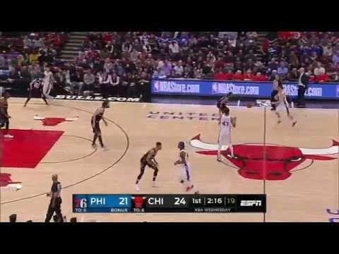 """Philadelphia 76ers (Brett Brown) """"C ROLL POINT"""""""