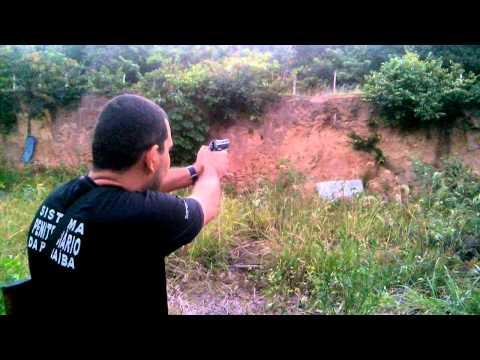 Tiros pt 100 .40 e calibre 12