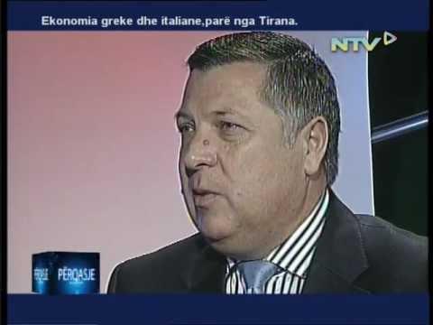 Ekonomia Greke dhe Italiane pare nga Tirana, Adrian Civici