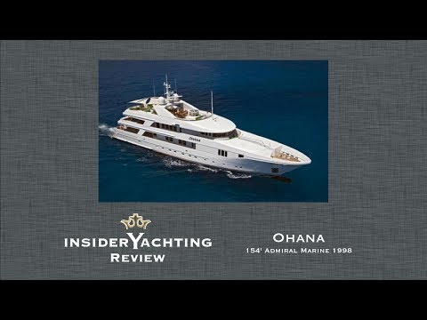 Motor Yacht Ohana Review - 154' Admiral Marine Yacht