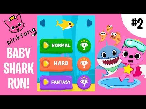 BABY SHARK REMIX PINKFONG RUN - JUST DANCE 2019 BABY SHARK #babysharkchallenge - Part2