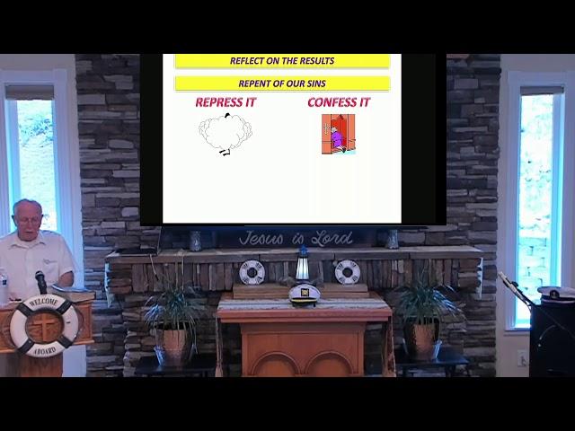 Sunday Service - Mar 29, 2020 - Proverbs Cruise 02 Hothead Falls