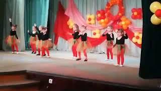 """Хореографическая студия """"акварель"""" танец """"до,ре,ми"""""""
