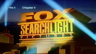 FOX SEARCHLIGHT PICTURES / UTV MOTION PICTURES