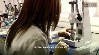 Officine Panerai: the casing