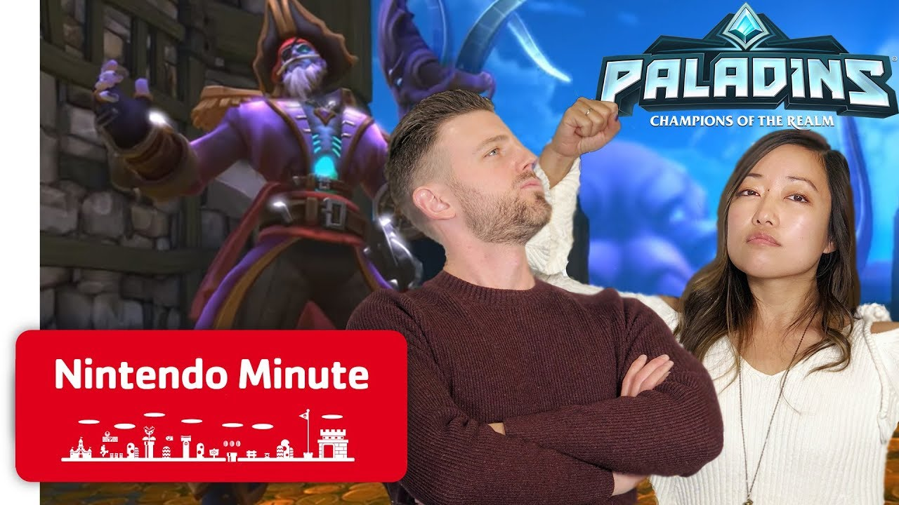 first-look-at-new-paladins-updates-giveaway-nintendo-minute