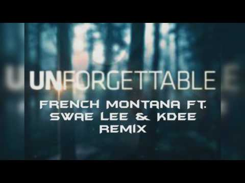 French Montana Ft. Swae Lee & KDee Unforgettable Dancehall Remix