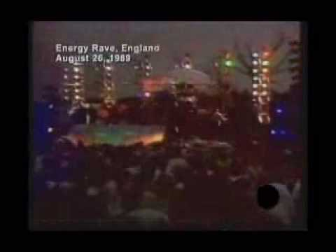 "ABC television ""Ecstasy Rising"" Peter Jennings interviews Frankie Bones"