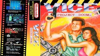 VICE: Project DOOM NES / Dendy (GUN-DEC) 8bit прохождение [174]